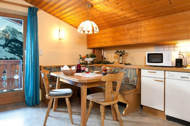 Ferienwohnung Bernkogelblick –Sommerurlaub und Winterurlaub in Dorfgastein, Hoisbauer im Gasteinertal