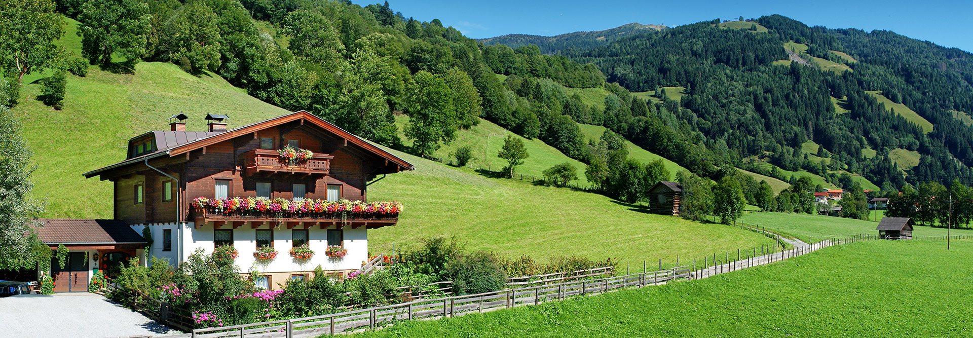 Beitragsbild – Ferienwohnung Bernkogelblick –Sommerurlaub und Winterurlaub in Dorfgastein, Hoisbauer im Gasteinertal