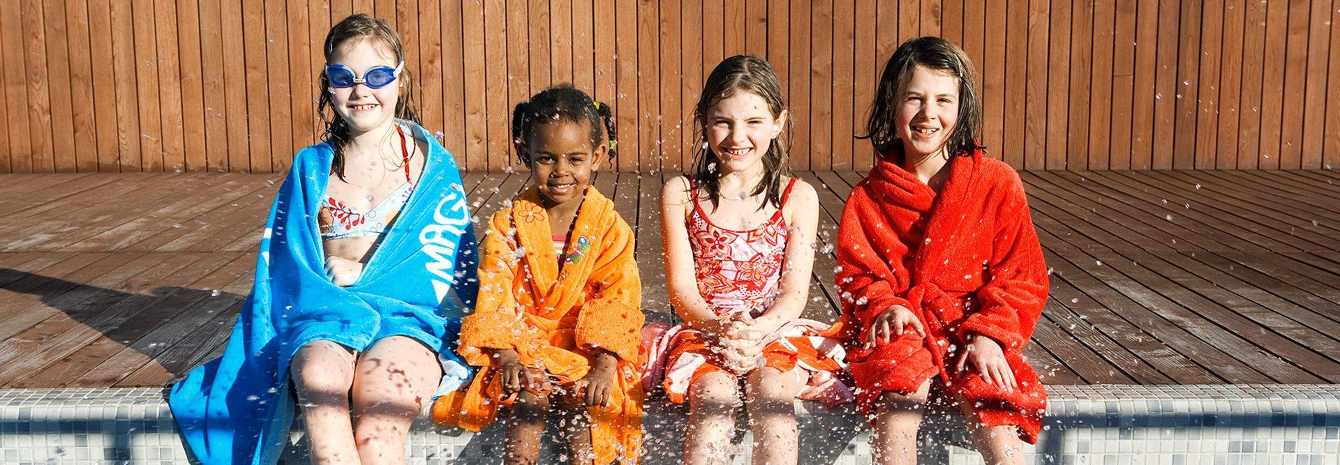 Kinder in der Felsentherme –Sommerurlaub und Winterurlaub im Gasteinertal, Hoisbauer in Dorfgastein