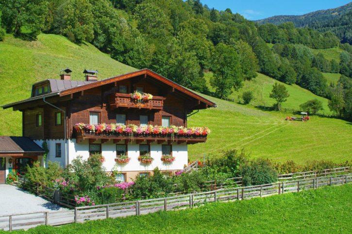 Kontakt – Urlaub am Bauerhof Hoisbauer, Ferienwohnungen in Dorfgastein, Salzburger Land