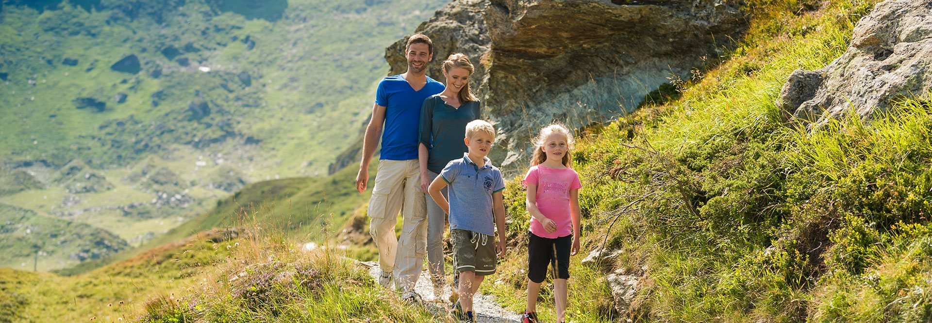 Beitragsbild – Sommerurlaub in Dorfgastein, Gasteinertal – Hoisbauer