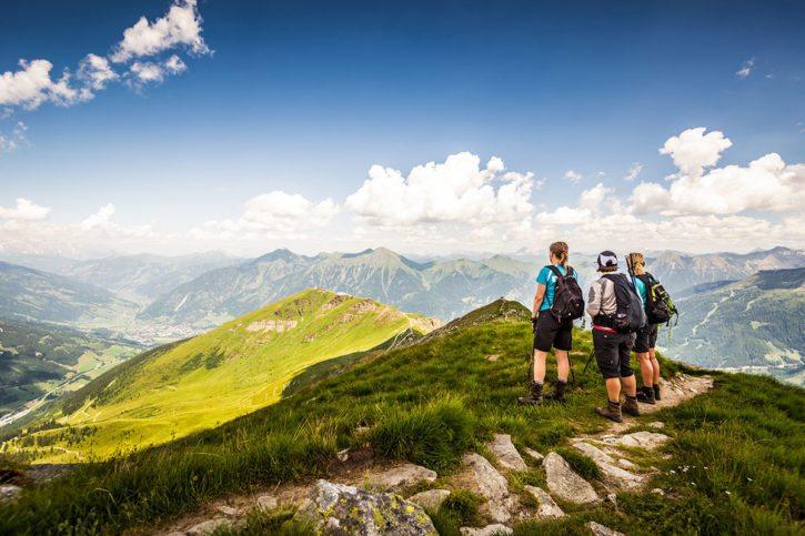 Wanderurlaub und Sommerurlaub in Dorfgastein, Gasteinertal – Hoisbauer