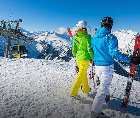Skiurlaub in Dorfgastein – Urlaub beim Hoisbauer, Gasteinertal